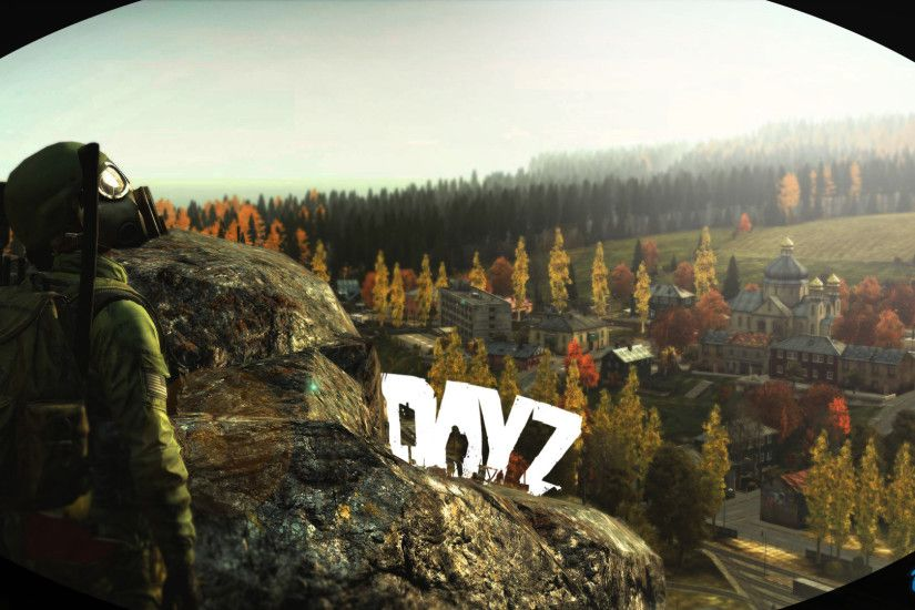 DayZ StandAlone Wallpaper! by ImWipe DayZ StandAlone Wallpaper! by ImWipe