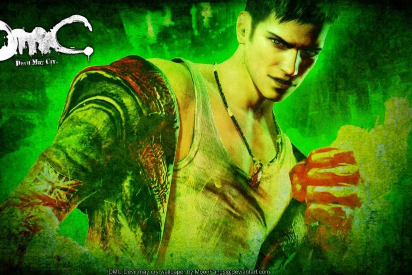 <b>Dmc Devil May Cry Wallpaper</b> Hd Pictures to Pin