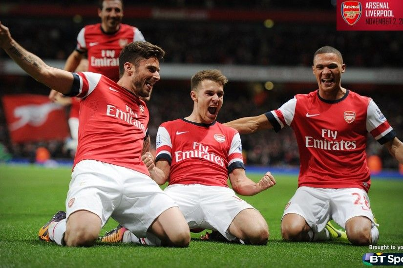 Arsenal Soccer Players_HD. Wallpaper ...