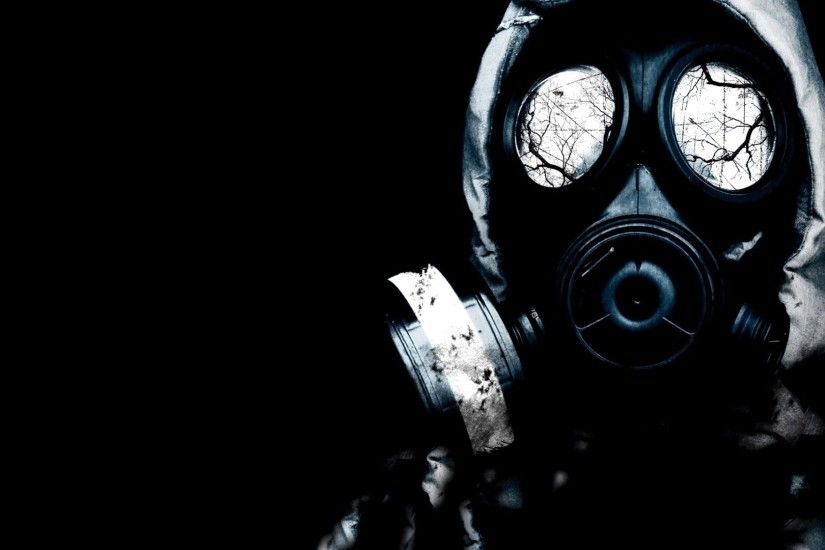 Gas mask! | Boldness is a MASK for fear, however great... | Pinterest |  Masking