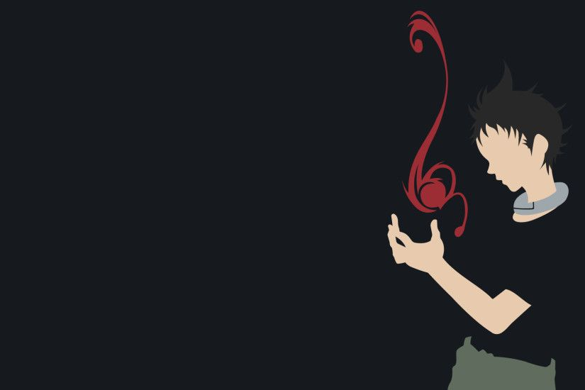 happieCoco 11 0 Ganta Igarashi (Deadman Wonderland) Minimalist by Max028