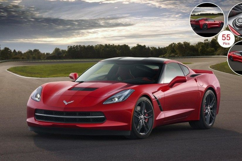 Corvette Stingray 2017 Wallpapers HD - Wallpaper Cave