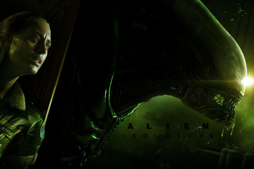 Alien Isolation Wallpaper 40651