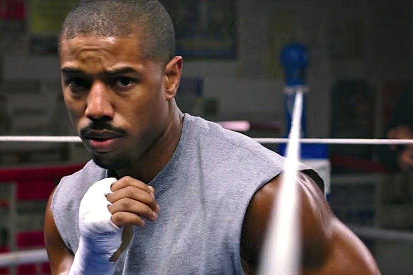 "Michael B. Jordan On His First Creed Knockout: ""We Worked On It For Months""  