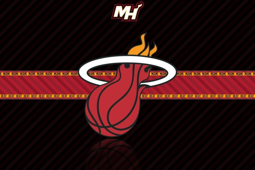 Desktop Download Logo Miami Heat Wallpapers.