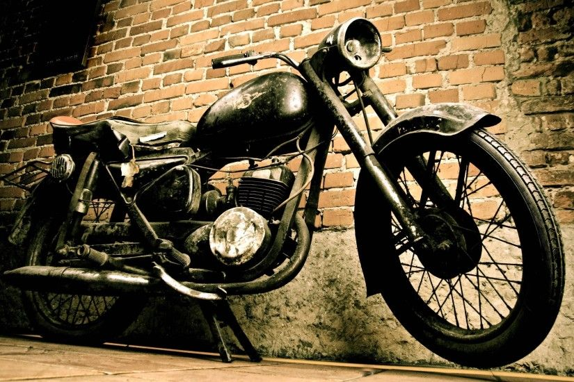 Old Motorcycles | MotoCircle