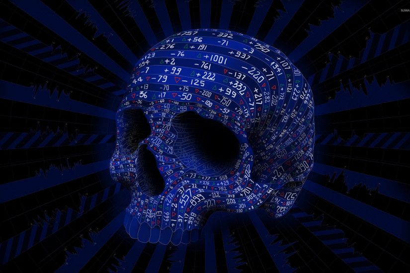 High Definition Skull Wallpaper - HQ Definition Photos