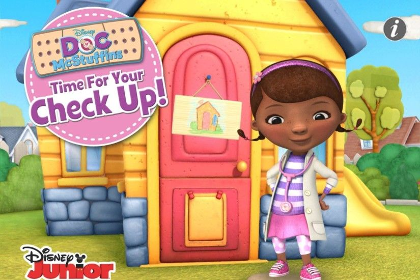Giveaway: Doc McStuffins App (iTunes Gift Card) and Disney Junior .