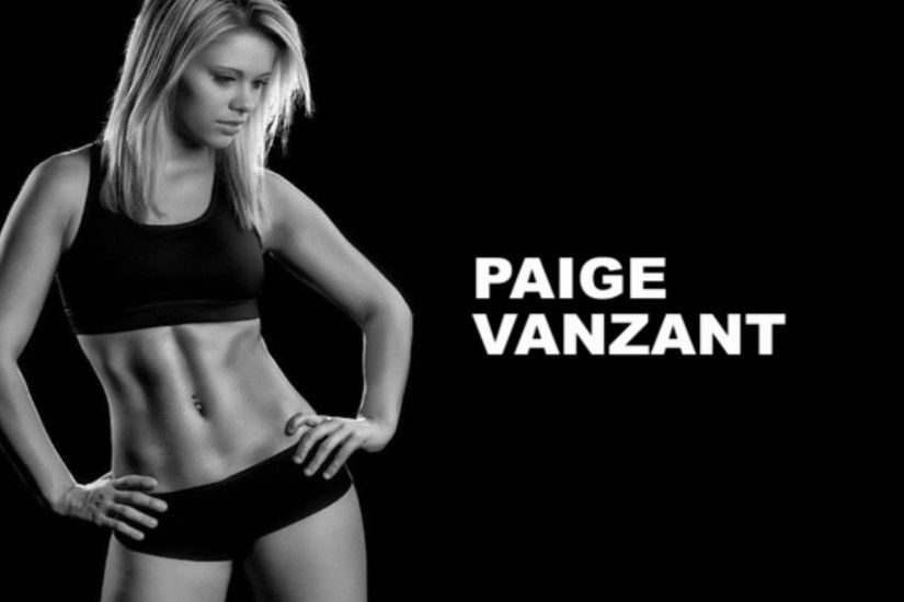 1920x1080 1920x1080 UFC's Paige Vanzant: Fighting, Training, and Changing  the Game - YouTube