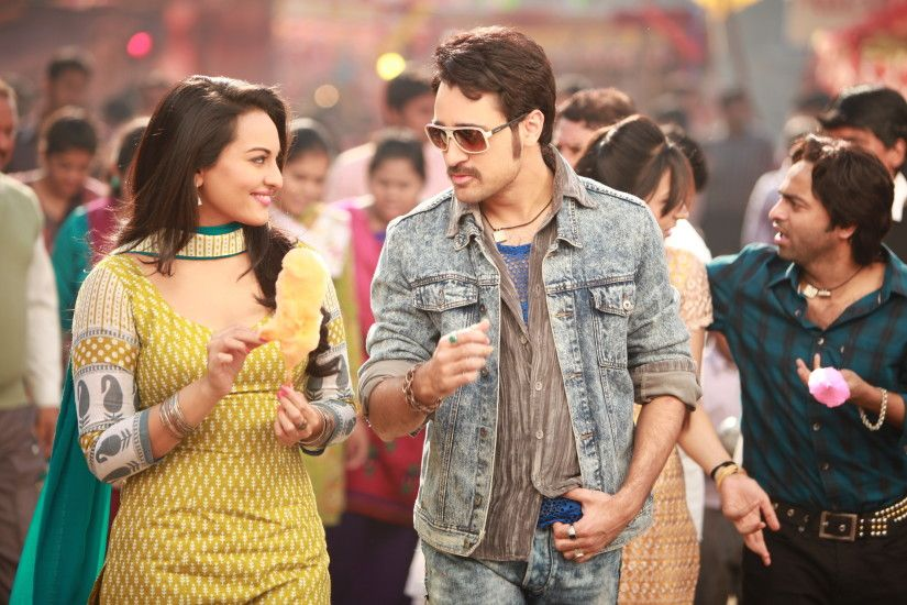 Once Upon a Time in Mumbai Dobara Wallpapers. Sonakshi Sinha & Imran Khan  HD stills