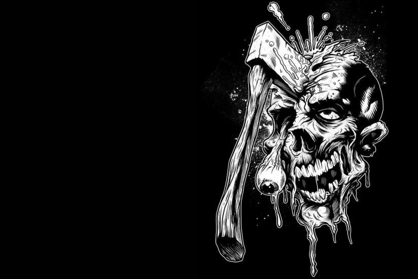 Zombie Wallpapers HD (79 Wallpapers)