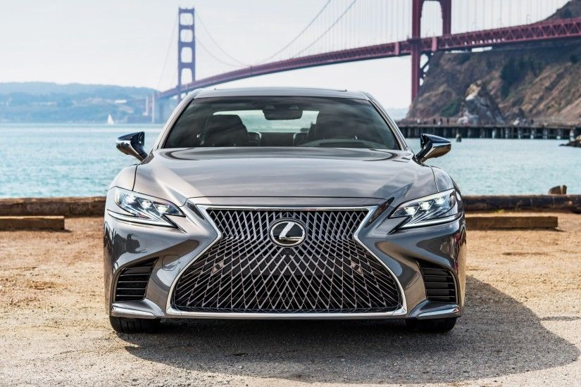 Automotive / Lexus LS 500 Wallpaper