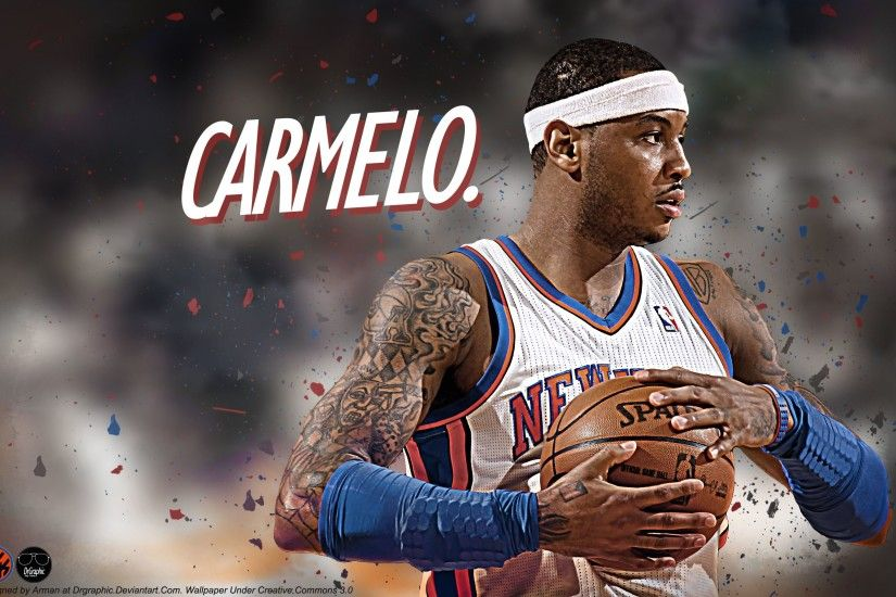 Carmelo Anthony Computer Wallpaper