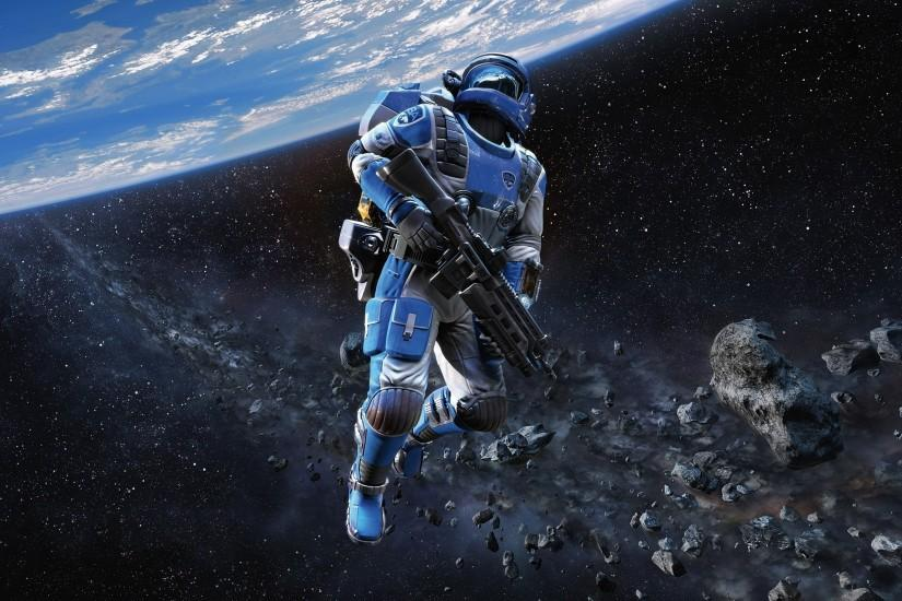 ... Master chief · Halo Space