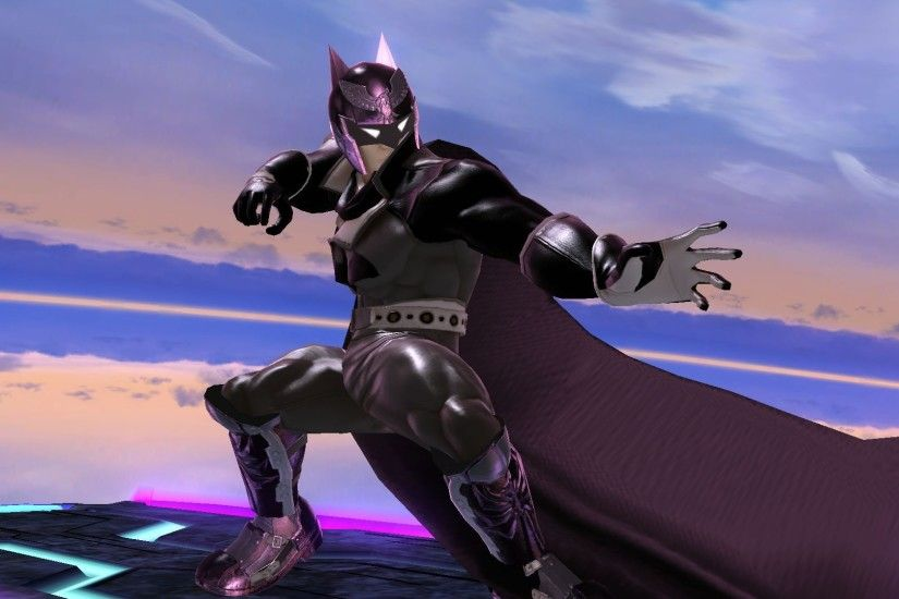 ... Batman (Captain Falcon) V1.2 ...
