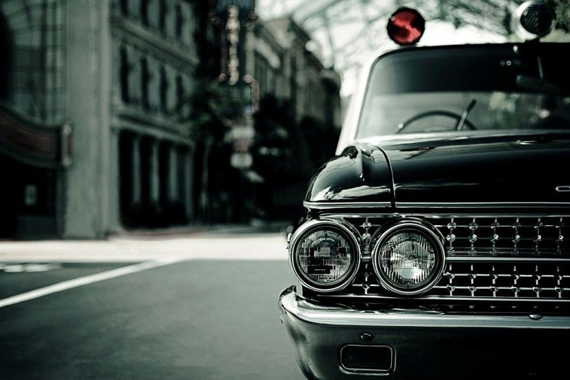 vintage, Car, Headlights, Photography Wallpapers HD / Desktop and Mobile  Backgrounds
