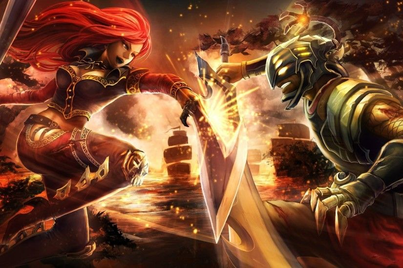 Master Yi - YouTube Katarina vs Master Yi Clash ...