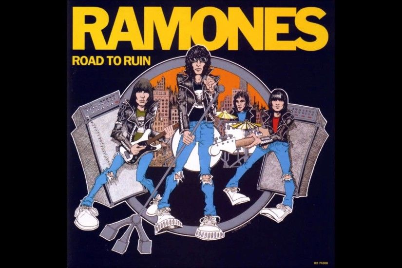 "Ramones - ""I Wanted Everything"" - Road to Ruin. The Ramones"