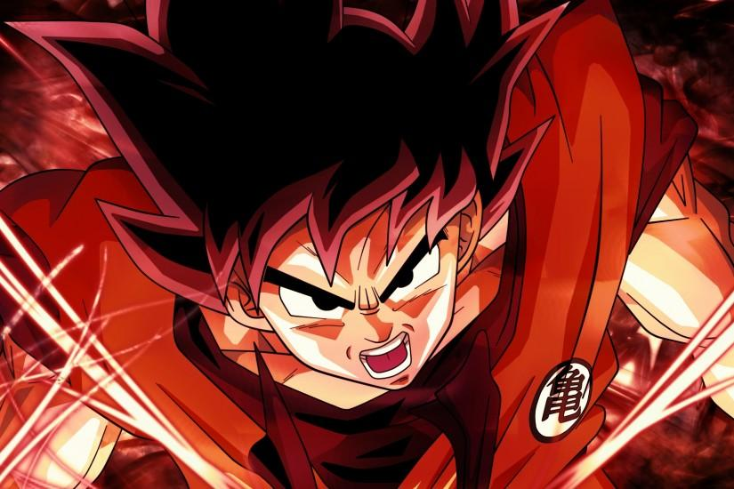 Goku Wallpapers Desktop Backgrounds