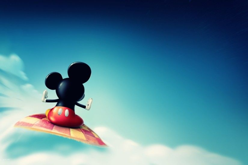 HD Wallpaper | Background ID:201841. 1920x1200 Cartoon Mickey Mouse