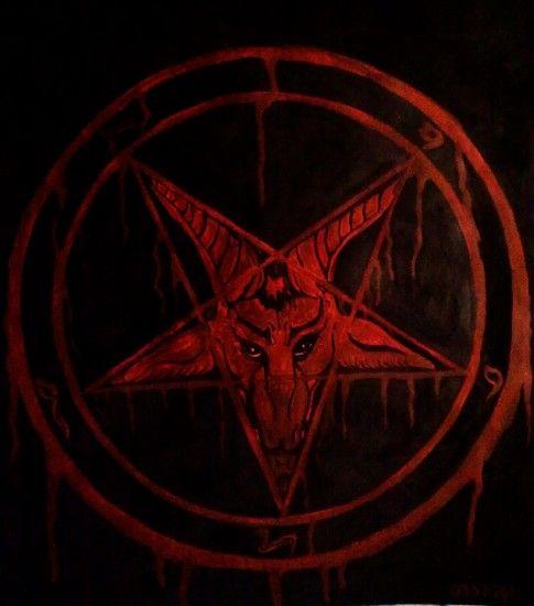 Sigil Of Lucifer Hd Wallpaper: Satanic Pentagram Wallpaper ·① WallpaperTag