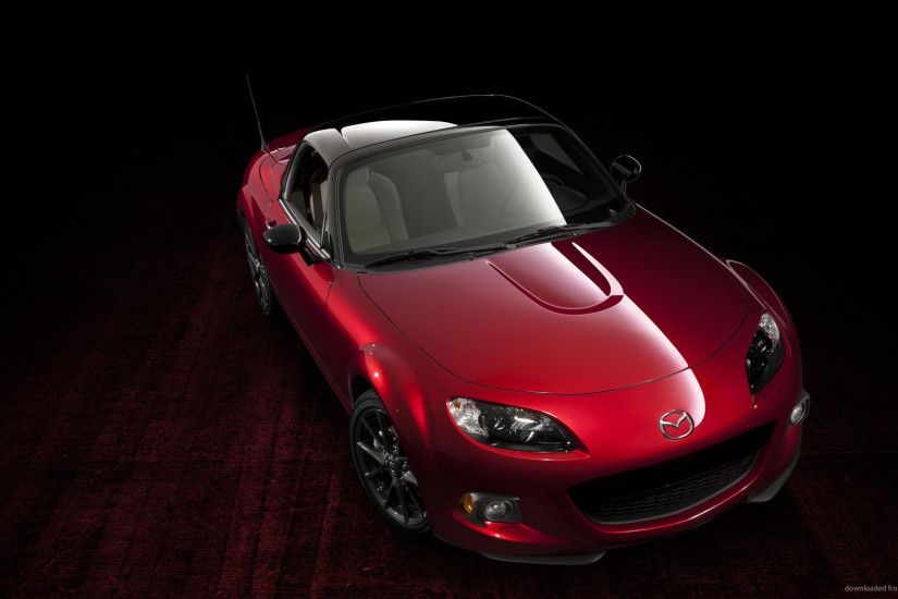Mazda MX-5 Miata 25th Anniversary Edition for 1920x1080