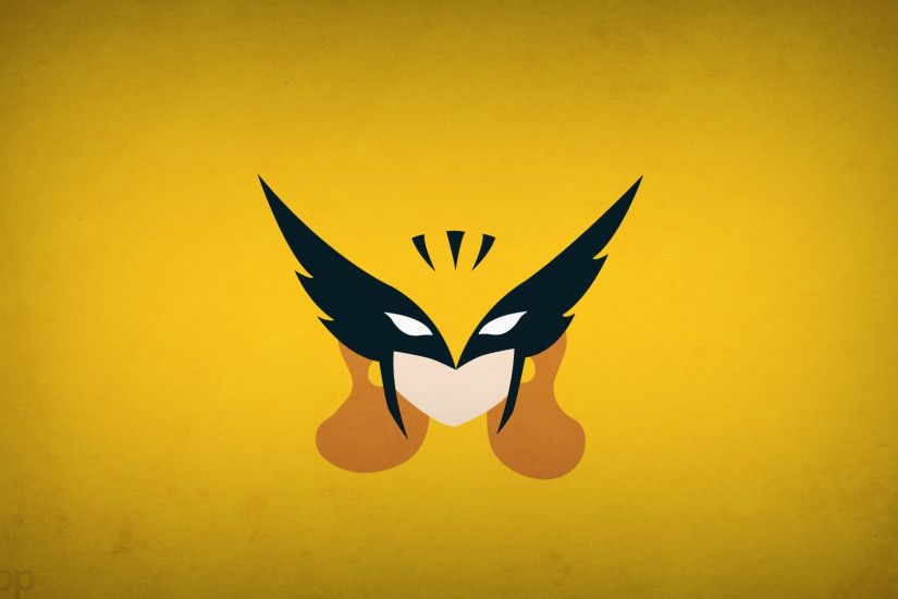 hawkman minimalistic superheroes yellow background widescreen desktop  mobile iphone android hd wallpaper and desktop.