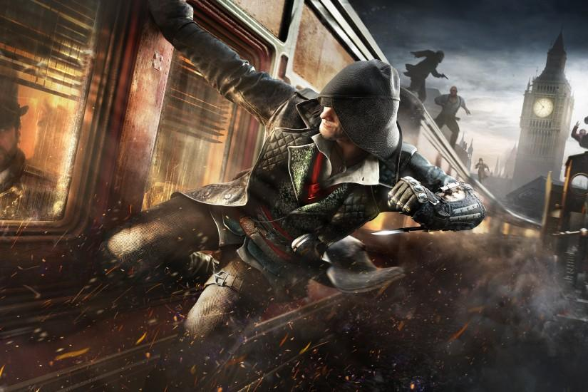 download assassins creed syndicate wallpaper 2880x1800