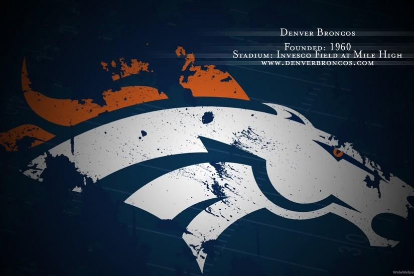 widescreen broncos wallpaper 1920x1200 for tablet