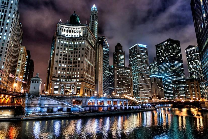 Free Chicago City Best Background #18152 Wallpaper | Risewall.