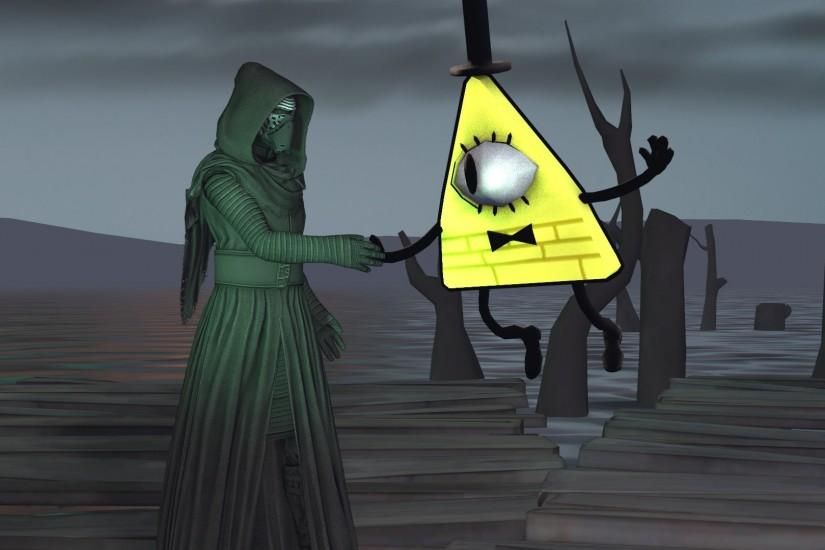 top bill cipher wallpaper 1920x1080 for hd 1080p