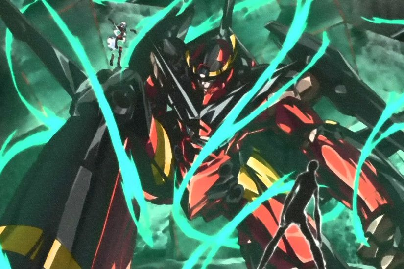 gurren lagann hd wallpaper color palette tags tengen toppa gurren .
