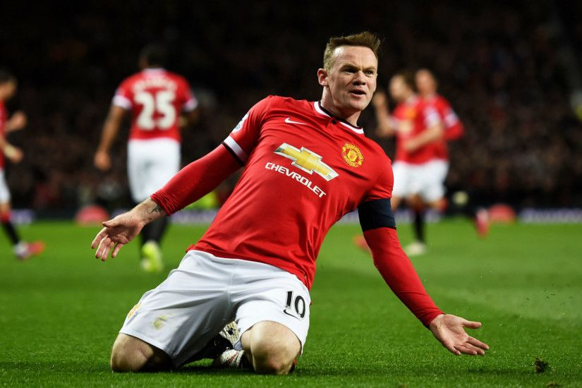 Manchester United Wayne Rooney. Wallpaper ...
