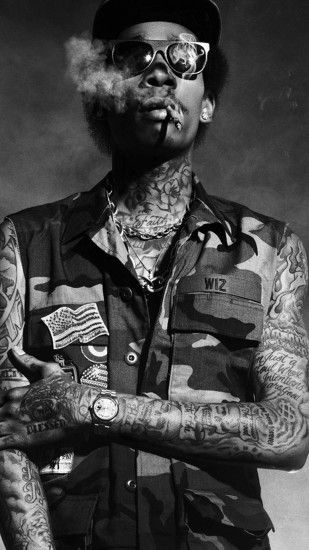 Wiz Khalifa HD Wallpapers