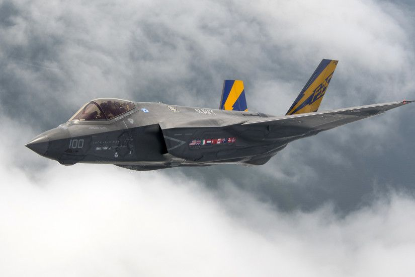 Lockheed Martin F 35 Lightning II Stealth Fighter