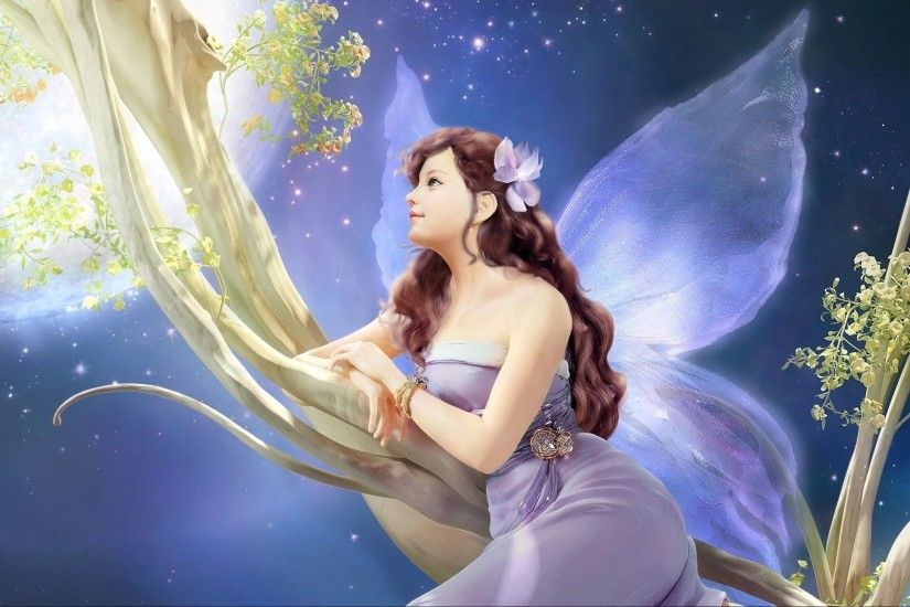 fairies, fantasy wallpapers, art, artwork, colourful, girlfairy,  widescreen,android