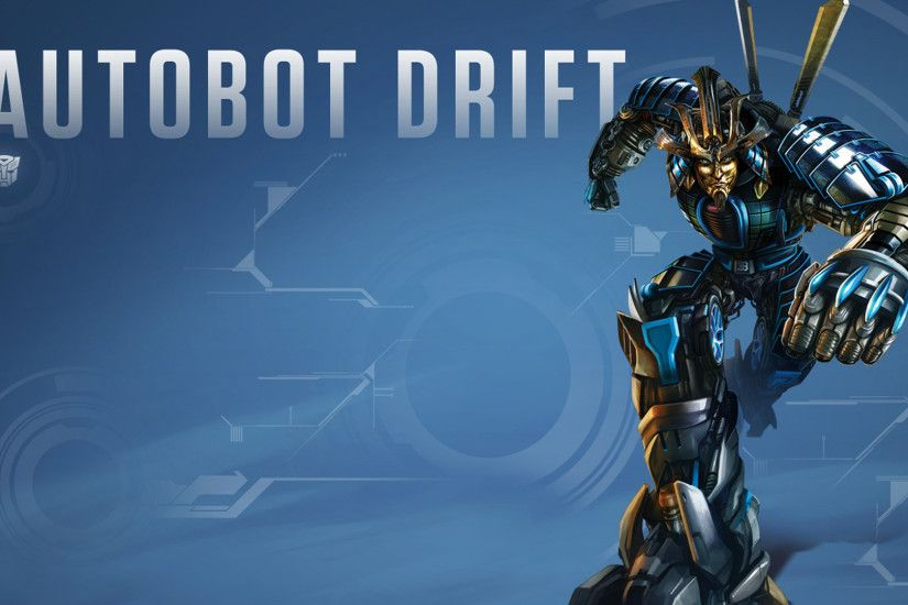 autobot drift transformers age of extinction