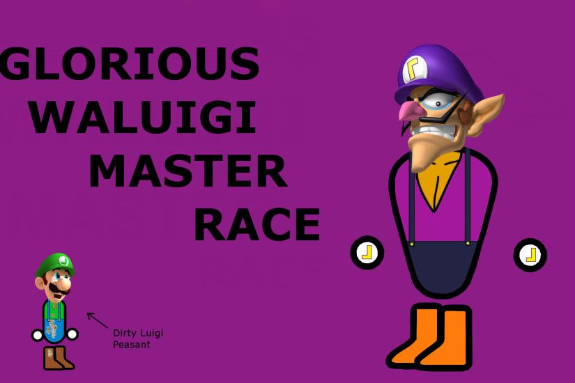 [Image - 726514] | Waluigi | Know Your Meme