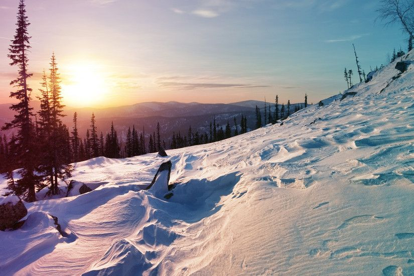 25 Stunning Winter Wallpapers ...