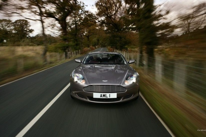Aston Martin Db9 Computer Wallpapers Desktop Backgrounds Wallpaper  Widescreen