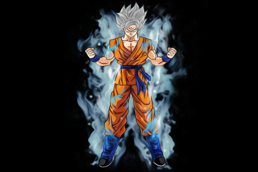 Anime - Dragon Ball Super Goku Super Saiyan Wallpaper