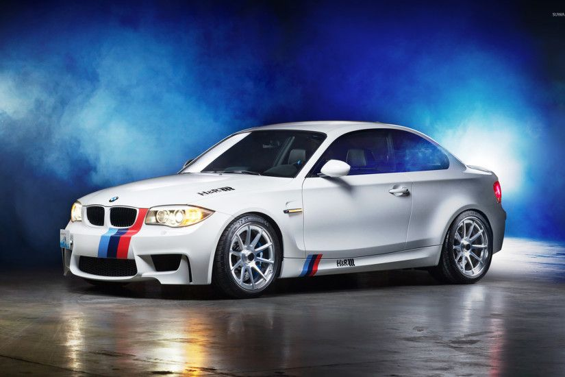 H&R BMW 1M Coupe Project Vehicle wallpaper