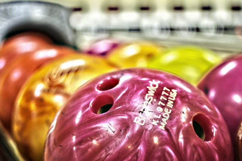 1920x1080 Wallpaper bowling, ball, sport