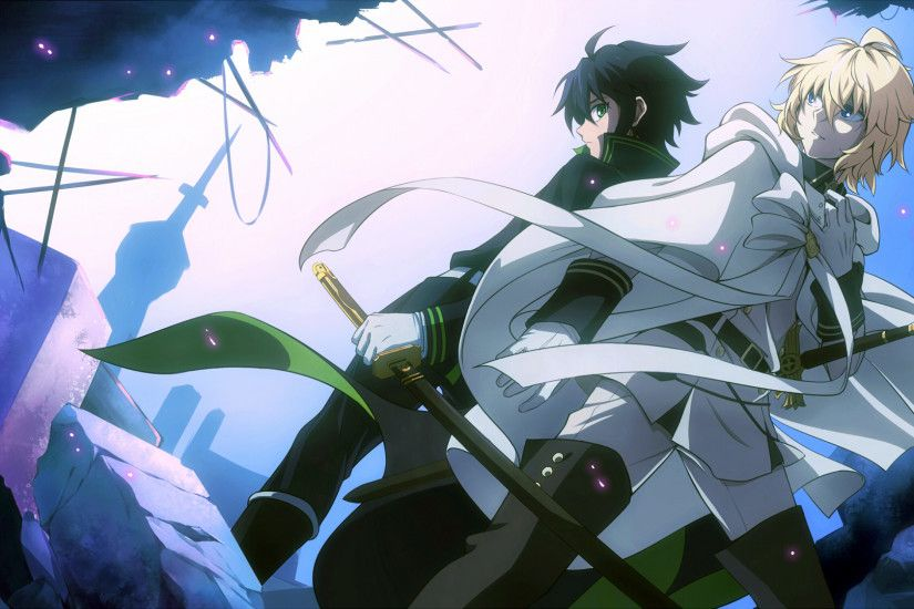 HD Wallpaper | Background ID:647056. 2000x1122 Anime Seraph of the End