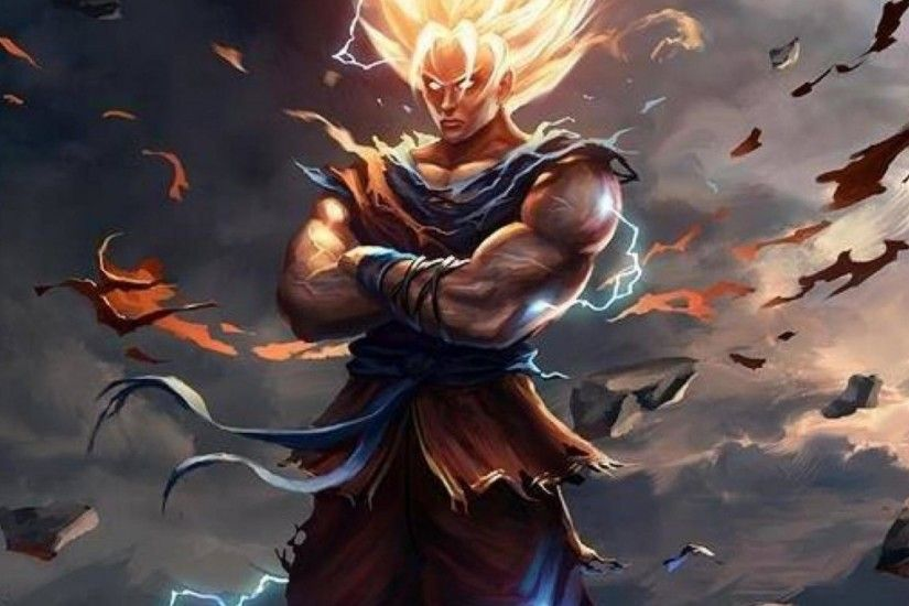 ... goku super saiyan 4 wallpaper 66 images ...