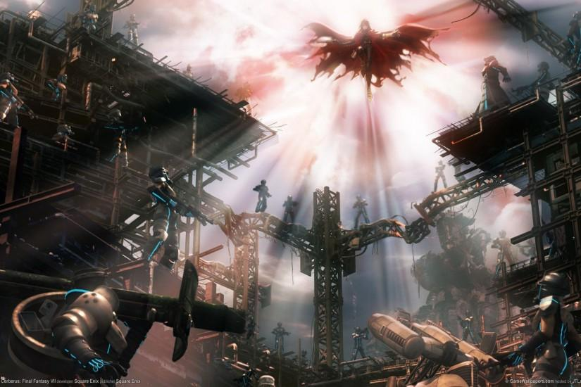 Vincent - Final Fantasy: Dirge of Cerberus Wallpaper (35518008 .