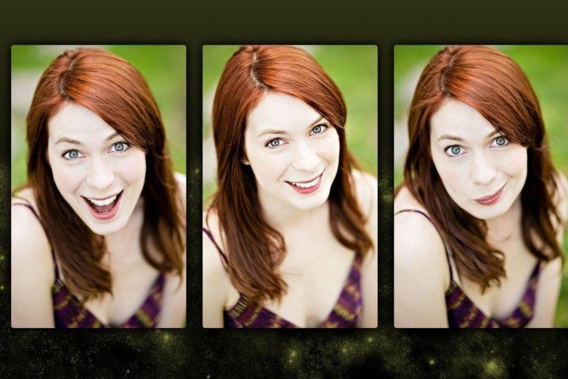 Felicia Day Mashup Wallpaper - Felicia Day Wallpaper (23984381 .