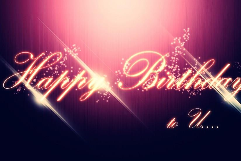 free birthday wallpaper 1920x1080