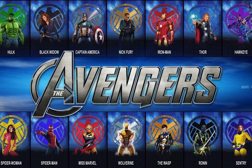 Awesome Avengers wallpapers HD to download for free. Avengers Desktop Wallpapers  HD, You can also upload and share your favorite Avengers wallpapers HD