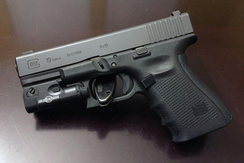 My XC1 arrived today: I put it on my Gen4 Glock 19 ...